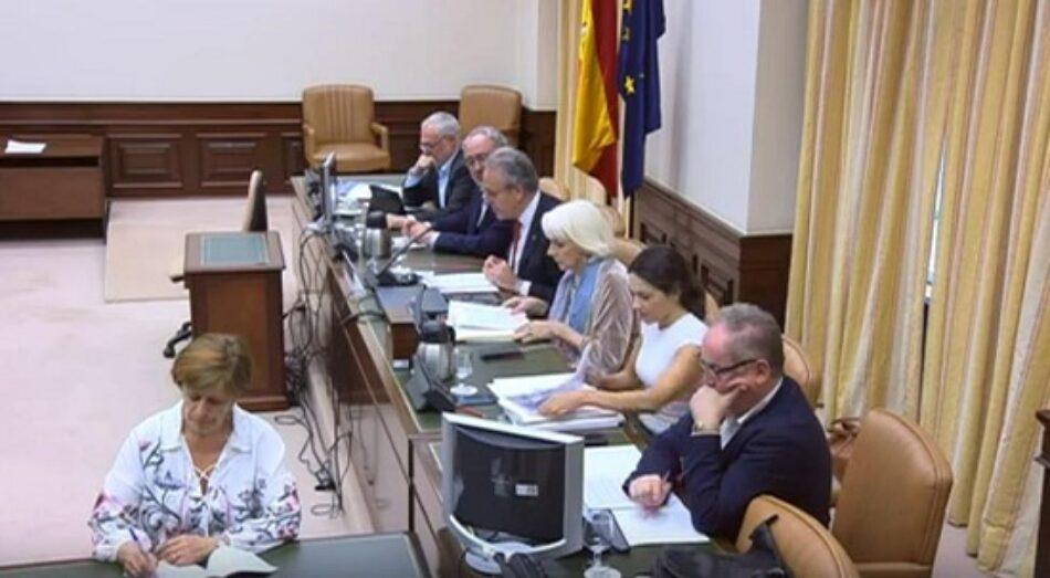 La Comisión de Educación del Congreso de Diputados la Proposición No de Ley-PNL, impulsada por Europa Laica y otros más de 40 colectivos y organizaciones por una escuela pública y laica