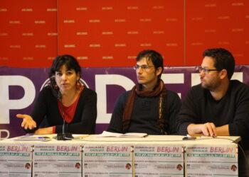Podemos reclama un cambio de modelo productivo en Andalucía para el regreso de los andaluces emigrantes