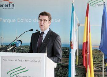 Asociaciones ambientales de la Costa da Morte se reafirman en su rechazo a los proyectos eólicos de Gas Natural Fenosa en Cabana de Bergantiños y Laxe