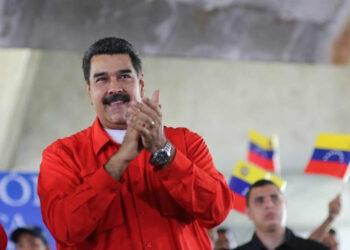 Presentará PSUV candidatura oficial de Maduro a presidenciales
