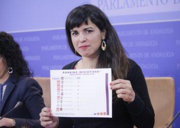Podemos Andalucía presenta una modificación del Reglamento de la Cámara para que los senadores puedan rendir cuentas en el Parlamento, tal y como establece el Estatuto de Autonomía