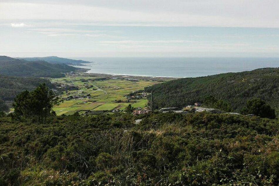 En Marea denuncia el oscurantismo y la precipitación del Gobierno de Feijóo en la tramitación y autorización del parque eólico Pena Forcada-Catasol II