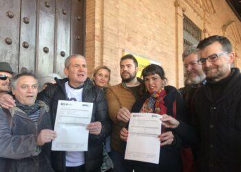 Maíllo pide a la Junta que denuncie a Rajoy ante el Tribunal de Justicia de Estrasburgo por permitir el almacenamiento de gas en Doñana