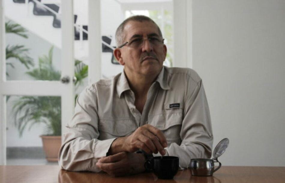 """Entrevista al Comandante Antonio García: """"El ELN quiere la Paz para todos los colombianos"""""""