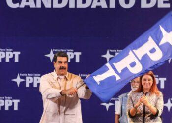 Venezuela: PPT proclama a Nicolás Maduro como candidato presidencial