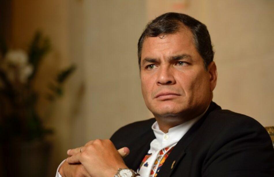 Unasur expresa preocupación por violencia contra Rafael Correa