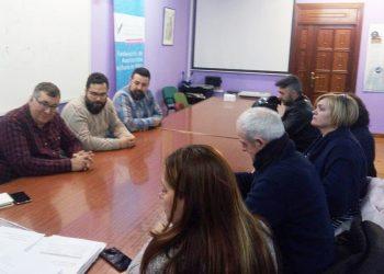 Compromiso por Galicia reúnese en Vigo coa Federación de Asociacións de Veciños