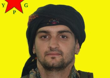 Muere en el enclave de Afrin Samuel Prada León, combatiente voluntario en las milicias kurdas del YPG