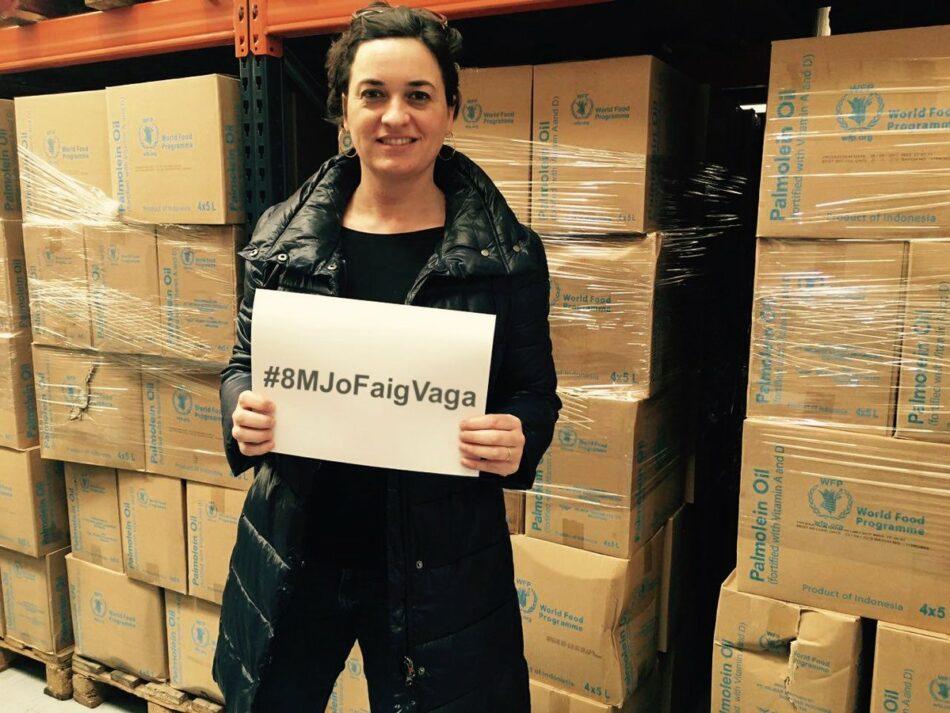 Sara Vilà serà la candidata a senadora per designació autonòmica per Catalunya en Comú Podem