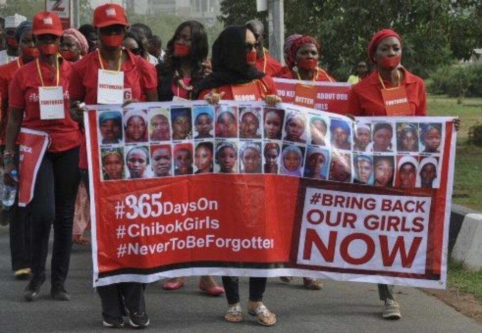 Rescatan en Nigeria 76 estudiantes tras ataque de Boko Haram