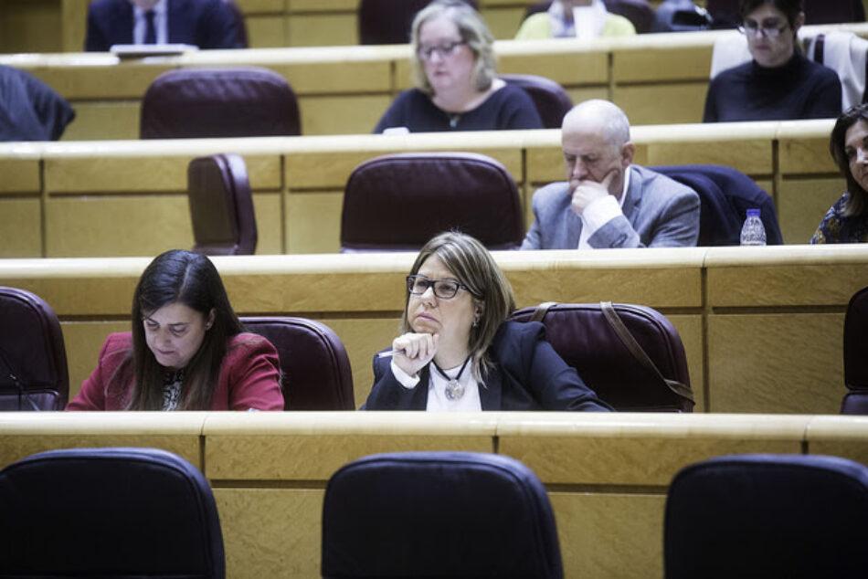 El Senado vota una propuesta de Podemos para restringir los regalos y viajes de senadores pagados por empresas privadas