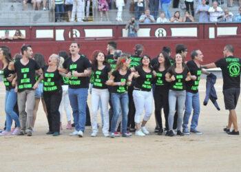 Juicio a 29 activistas por el mayor salto al ruedo de la historia de España