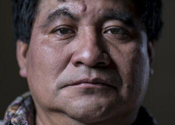 Detenido el líder indígena que lucha contra hidroeléctrica construida por ACS en Guatemala