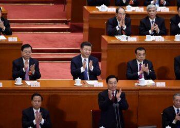 El parlamento chino deroga el límite de mandatos presidenciales
