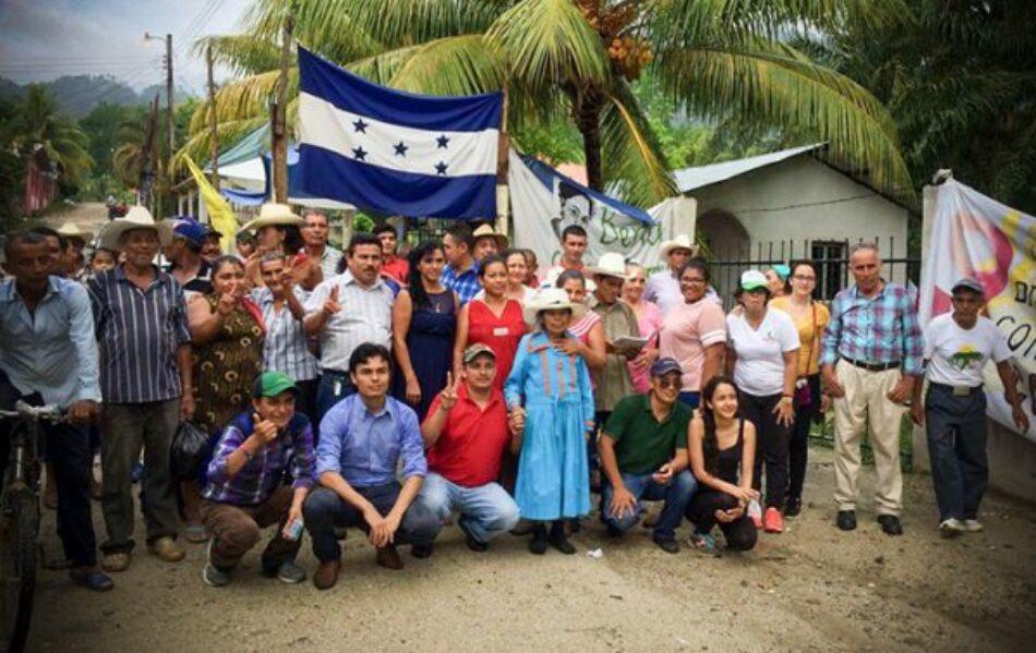 Honduras. Pese a las amenazas de muerte y la persecución penal, comunidades del Atlántico resisten a proyectos extractivos