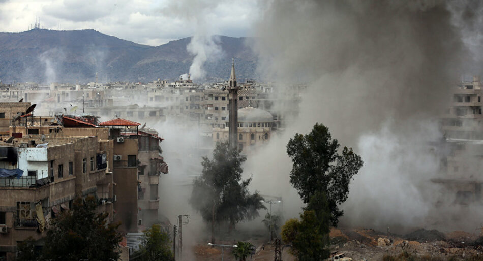Irán afirma que se están usando civiles como «escudos humanos» en Guta