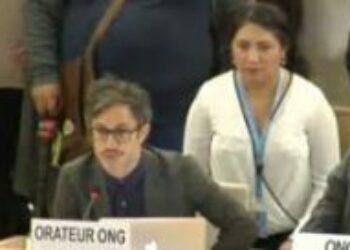 Gael García Bernal reclama intervención de la ONU para terminar con la impunidad y la violencia en México