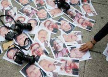 """Polémicas declaraciones de Vargas Llosa: periodistas asesinados en México """"es en gran parte por culpa de la libertad de prensa"""""""