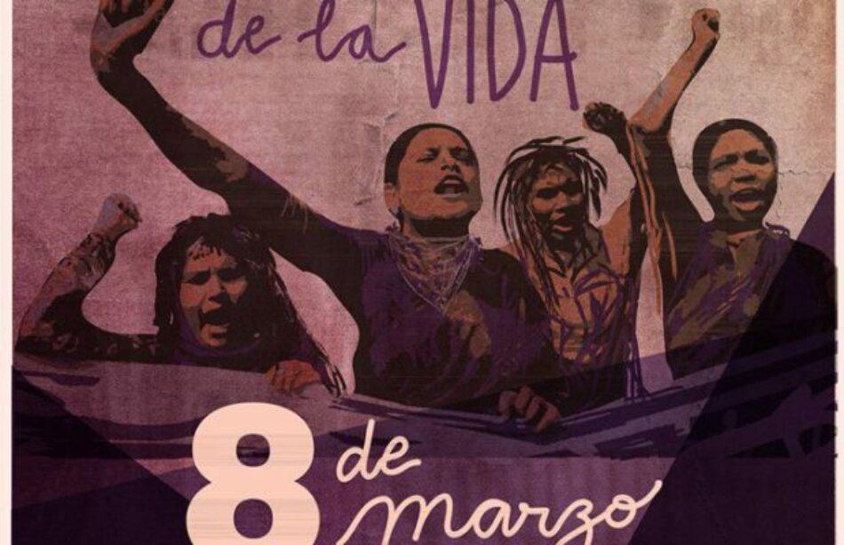 Santiago. Día Internacional de la Mujeres Trabajadoras / Marzo 8, 19Hrs, Plaza Italia