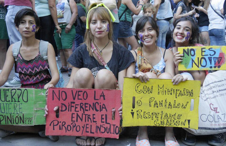 Buenos Aires. 8M. 800 mil voces en un solo grito por la igualdad, por el aborto para no morir y contra el femicidio