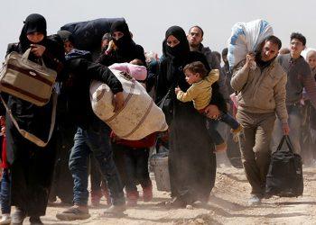 Más de 30.000 personas abandonan Guta Oriental