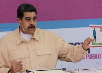 Presidente de Venezuela, Nicolás Maduro rechaza pretendidas sanciones unilaterales de EEUU contra el Petro