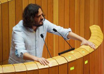 Antón Sánchez: «A veciñanza non ve qué beneficio vai sacar do parque eólico Pena Forcada-Catasol II»