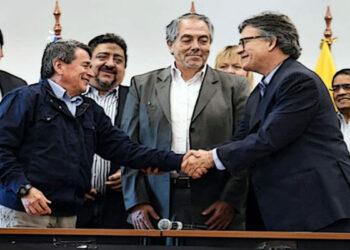 Colombia. Comando Central del ELN: Un paso adelante para hacer una mayoría por la paz