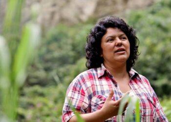 Manifestaciones en Honduras para reclamar justicia por el asesinato de Berta Cáceres