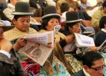 Bolivia: mujeres más visibles y empoderadas