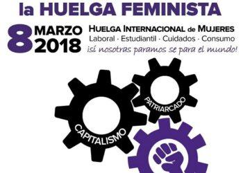 La Asamblea Popular de Carabanchel abre un espacio de cuidados para apoyar la Huelga Feminista