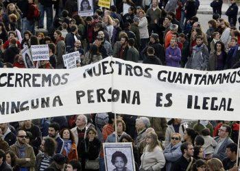 """García Sempere reprocha en el Congreso a Interior que ha convertido los CIE en """"los principales 'agujeros negros' de la democracia"""""""