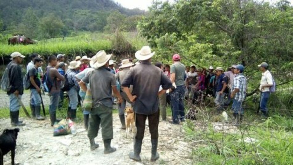 COPINH, 25 años de resistencia indígena en Honduras