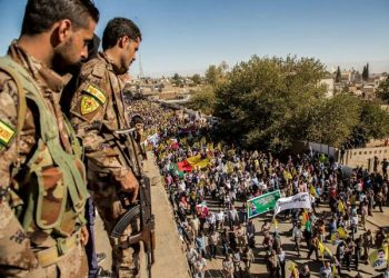 Unidos Podemos-ECP-EM pide detener la barbarie humanitaria en la ciudad kurda de Afrin por parte de Turquía