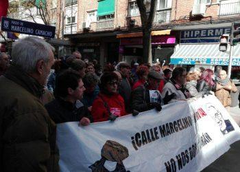 Colectivos madrileños memorialistas presentan contestación a la demanda de la Fundación Francisco Franco