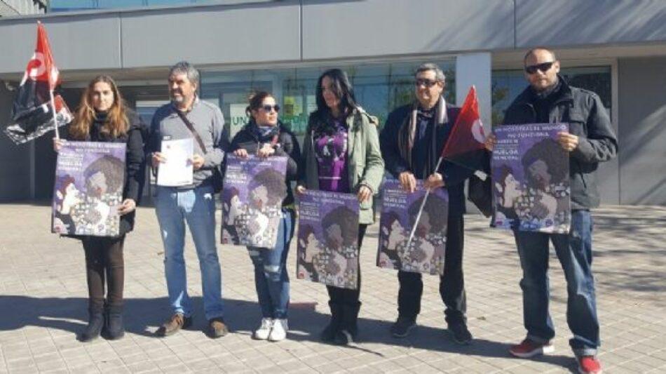 CGT lleva a los tribunales a la Junta de Andalucía ante el ataque directo al derecho fundamental a la huelga del 8 de marzo