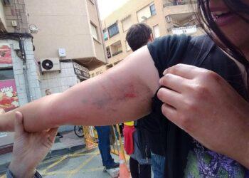 IU reclama una doble comparecencia de Zoido en el Congreso para que explique las dos cargas policiales en Murcia y Burgos durante la exitosa jornada de huelga y movilización feminista del 8M