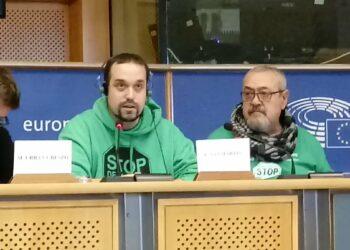 Podemos en Europa respalda la Ley de Vivienda de la PAH y se compromete a apoyar las iniciativas necesarias en el ámbito de la UE