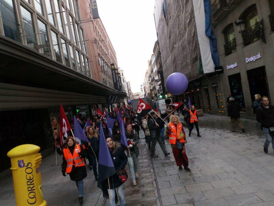 La Huelga General del 8 de marzo, un hito histórico