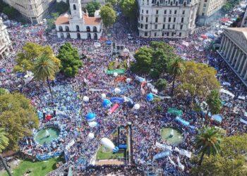 Argentina conmemora el Día de la Memoria, la Verdad y la Justicia
