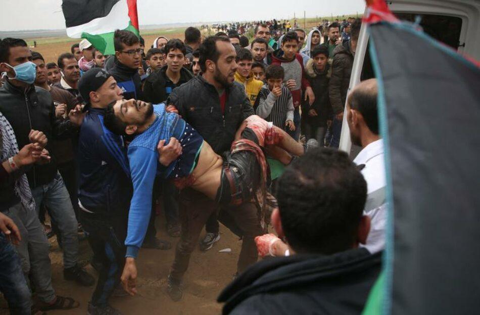Naciones Unidas aboga por investigar las muertes de palestinos en el ataque israelí a la Marcha del Retorno