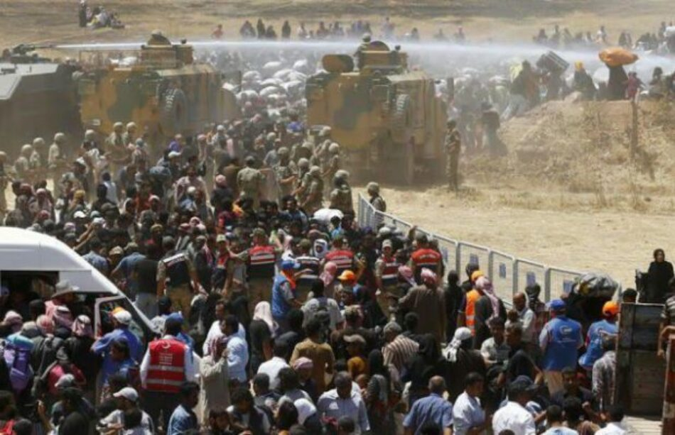 Dos años del acuerdo de la vergüenza UE–Turquía: mirando hacia otro lado ante el genocidio de Afrín