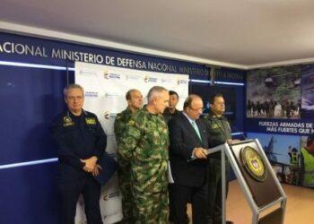 Ejército colombiano mata a 10 miembros del ELN con bombardeo