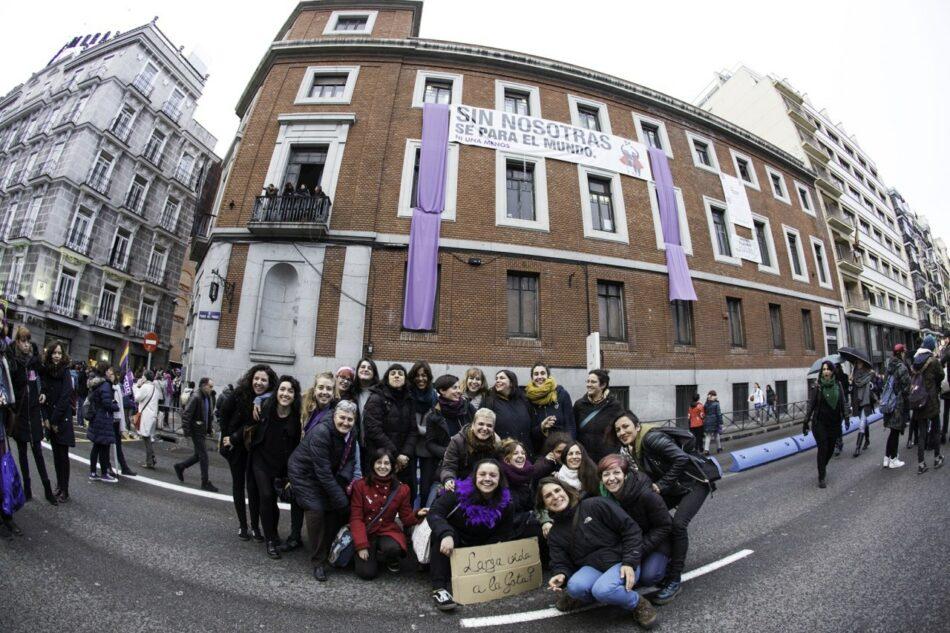 El Ayuntamiento de Madrid niega que vaya a desalojar el centro social okupado «La Ingobernable»