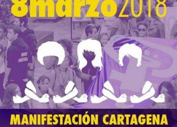 L@s Yay@flautas de Cartagegena apoyan la Huelga Feminista del 8M