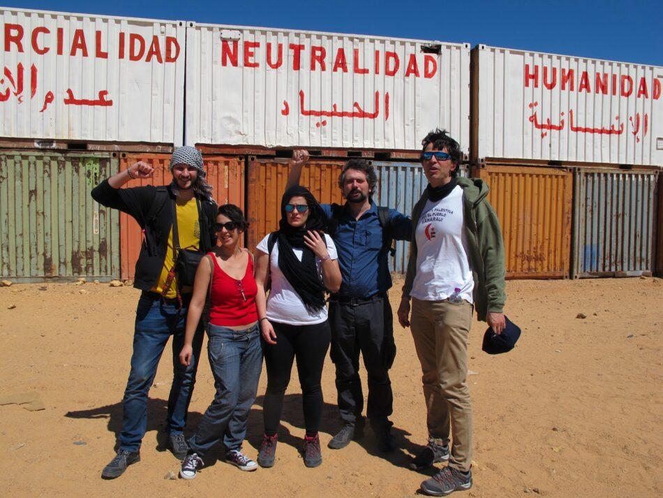 """El Frente Polisario expone la """"absoluta transparencia"""" del viaje institucional de los parlamentarios castellano leoneses a los campamentos de refugiados"""
