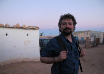 """José Sarrión: """"Es absolutamente fundamental que la comunidad internacional cumpla definitivamente con su responsabilidad con el Sahara Occidental"""""""