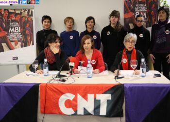 Presentación del corto «Huelga Feminista 8M. Juntas paramos, juntas avanzamos»