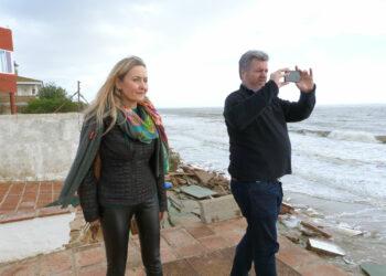 EQUO advierte que los temporales serán cada vez más habituales por el cambio climático y reclama más medidas de mitigación