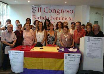Comunicado del Partido Feminista de España sobre la Huelga de Mujeres del 8 de marzo próximo